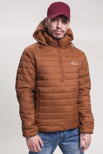 где купить Анорак ANTEATER Packable (Brown, M) недорого с доставкой