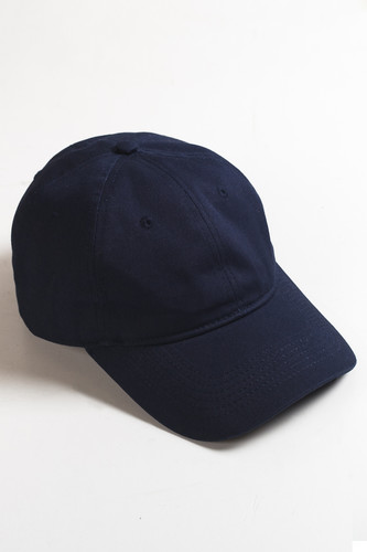 Бейсболка TRUESPIN Unstrucured Dad Cap (Navy, O/S)