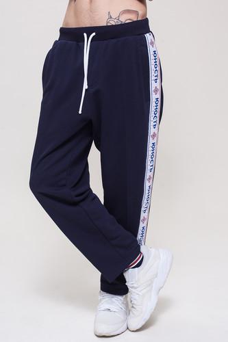Брюки ЮНОСТЬ Турнир Тренер'18 (Темно-Синий, XL(36)) футболка юность алиэкспресс