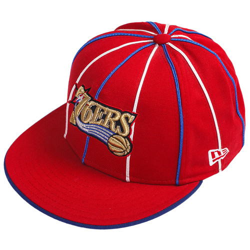 Бейсболка NEW ERA 76Ers (Red, 7)