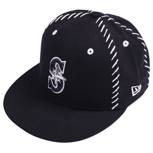 Бейсболка NEW ERA Baseball (Navy-Seattle, 7)