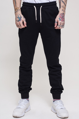 Брюки TRUESPIN Sweat Jogger Pants Black фото 6