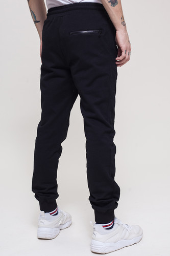 Брюки TRUESPIN Sweat Jogger Pants Black фото 7