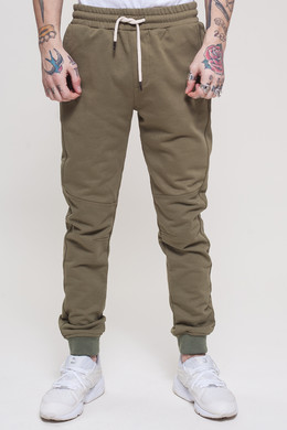 Брюки TRUESPIN Sweat Jogger Pants Khaki фото 2