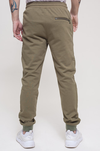 Брюки TRUESPIN Sweat Jogger Pants Khaki фото 11
