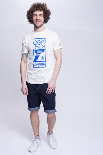 Шорты ЗАПОРОЖЕЦ Basic Denim Short Zap Regular Flex Raw Blue 45 фото 8