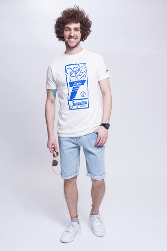 Шорты ЗАПОРОЖЕЦ Basic Denim Short Zap Regular Flex Light Blue 44 фото 8