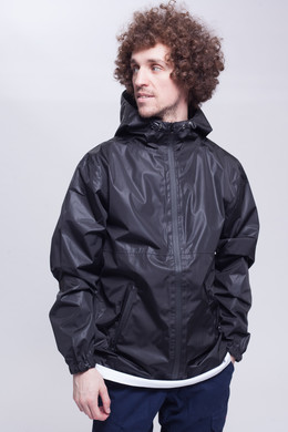 Ветровка SKILLS No Way Waterproof Black фото