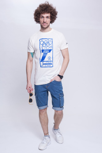 Шорты ЗАПОРОЖЕЦ Pocket Denim Short Zap Regular Flex Classic Blue 42 фото 7