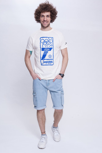 Шорты ЗАПОРОЖЕЦ Pocket Denim Short Zap Regular Flex Light Blue 44 фото 8
