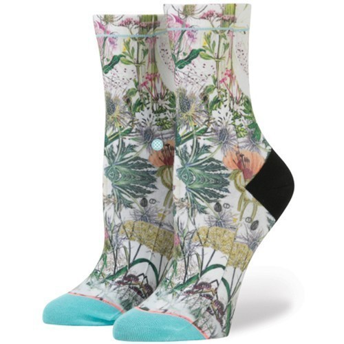 Носки STANCE RESERVE WOMENS CHAOTIC FLOWER (BLUE)