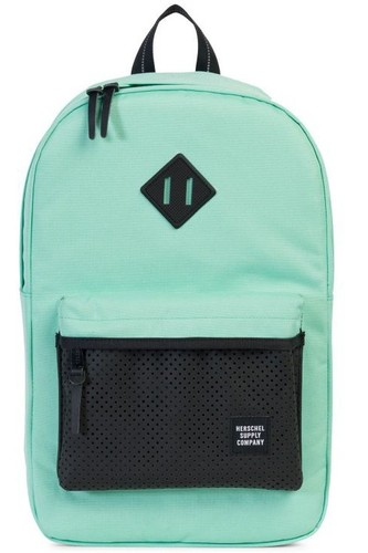 Рюкзак HERSCHEL Heritage Mid-Volume (Lucite Green/White/Black Rubber) стоимость