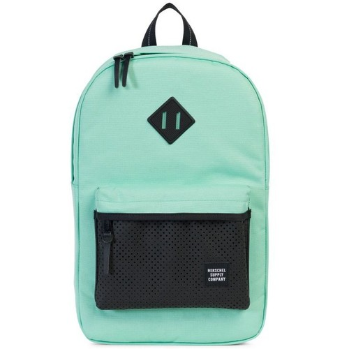 Рюкзак HERSCHEL Heritage Mid-Volume (Lucite Green/White/Black Rubber) цена и фото