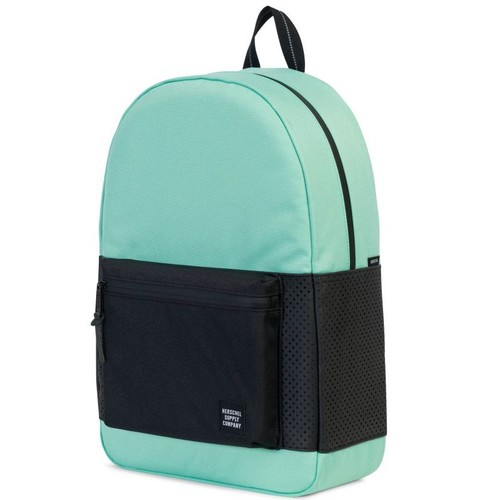 Рюкзак HERSCHEL SETTLEMENT ASPECT (Lucite Green/White/Black) кепка herschel 172 black