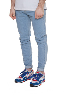 Джинсы ЗАПОРОЖЕЦ Carrot Fit Men's Denim ZAP-01R2 Light Blue фото