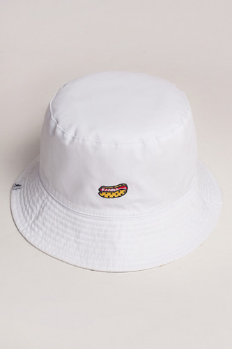 Панама KANGOL Food Bucket (White-WH103, S)
