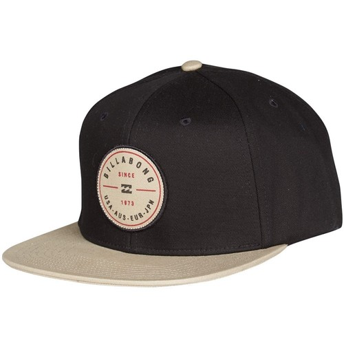 Кепка BILLABONG ROTOR SNAPBACK (BLACK/TAN) гидроботинки billabong revolution 3mm boot black