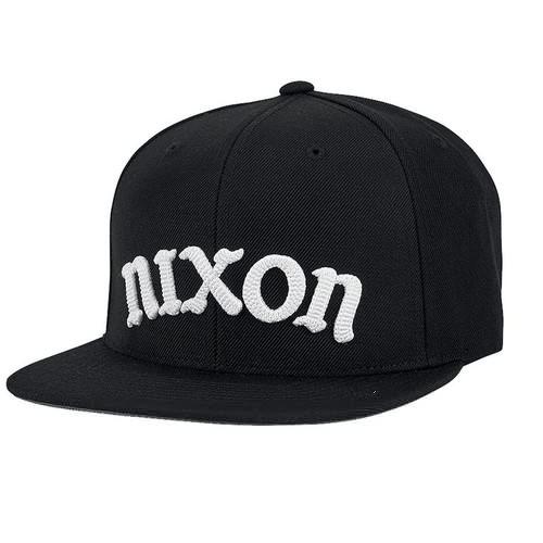 Кепка NIXON COMPTON STARTER HAT (BLACK) nixon sentry ss