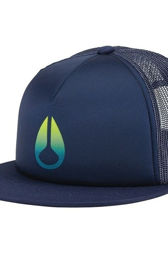 Кепка NIXON RIDGE TRUCKER HAT (Navy/Gradient)