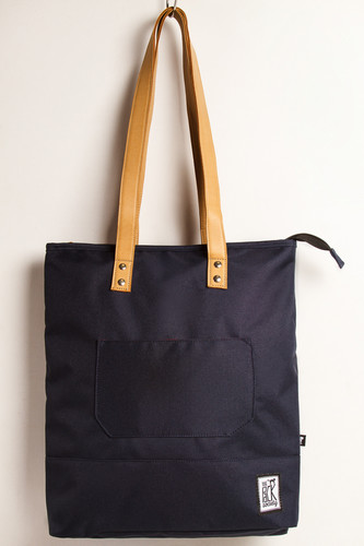 Сумка THE PACK SOCIETY Shopper 999CLA772.25 (Navy) the pack