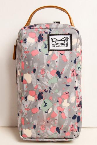 Сумка THE PACK SOCIETY Multicase 174CPR690.71 (Grey Speckles Allover) allover crane bird print flowy dress