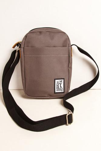 Сумка THE PACK SOCIETY Small Shoulderbag 999CLA751.04 (Grey) цена и фото