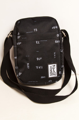 Сумка THE PACK SOCIETY Small Shoulderbag 174CPR751.70 (Black Numbers Allover)