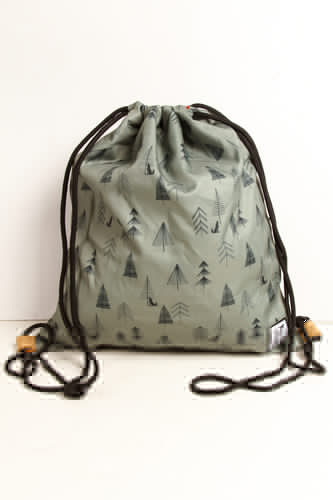 Сумка THE PACK SOCIETY Gymsack 171CPR799.74 (Green Tree Allover) 8000 mcd 5mm green led emitters 10 pack