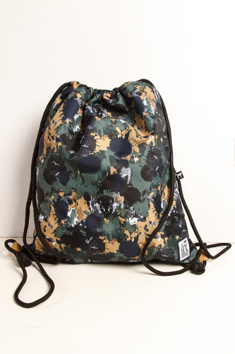 Сумка THE PACK SOCIETY Gymsack 181CPR799.74 (Spot-Camo)