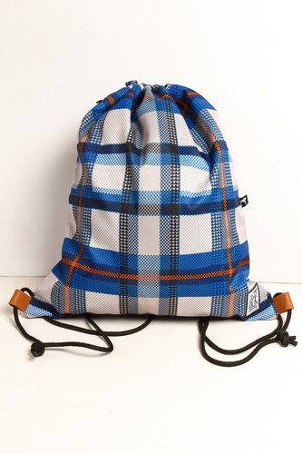 Сумка THE PACK SOCIETY Gymsack 174CPR799.90 (Cell-Blue) цена и фото
