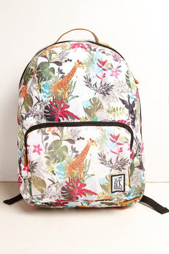 цена на Рюкзак THE PACK SOCIETY Classic Backpack 181CPR702 (Multicolor Jungle Allover-90)