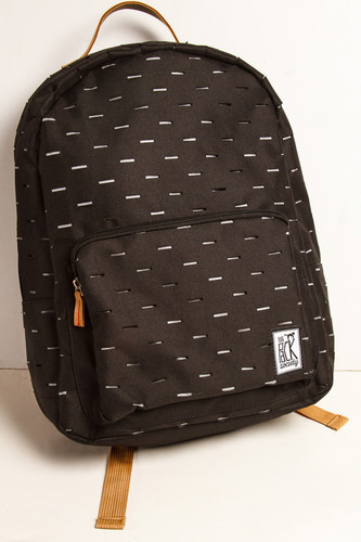Рюкзак THE PACK SOCIETY Classic Backpack + SEEN Special (Black)
