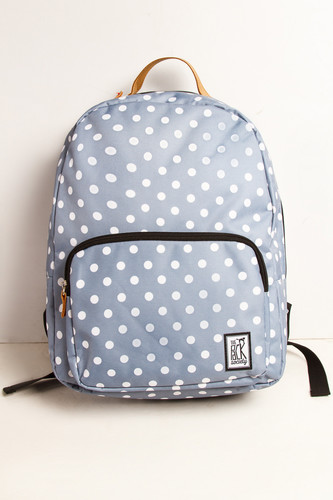 Рюкзак THE PACK SOCIETY Classic Backpack 174PRC702 (Pea Grey-71)