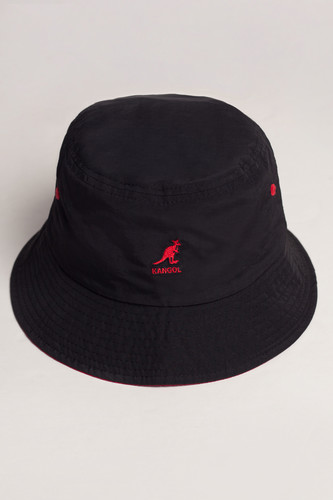 Панама KANGOL Sport Bucket (Black-BK001, XL)