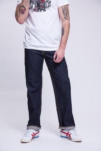 Джинсы ROCAWEAR R0908J438 (Raw-Indigo, 28) джинсы rocawear r1008j350 black star italia 28