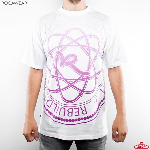 Футболка ROCAWEAR Astrologic (White, XL) стоимость