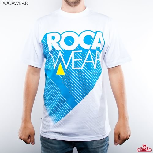 Футболка ROCAWEAR Laserbeam (White, XL) стоимость