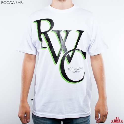 Футболка ROCAWEAR Rwc (White, 2XL) цены онлайн