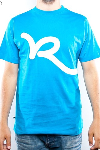 Футболка ROCAWEAR Swinger (Process-Blue, XL)