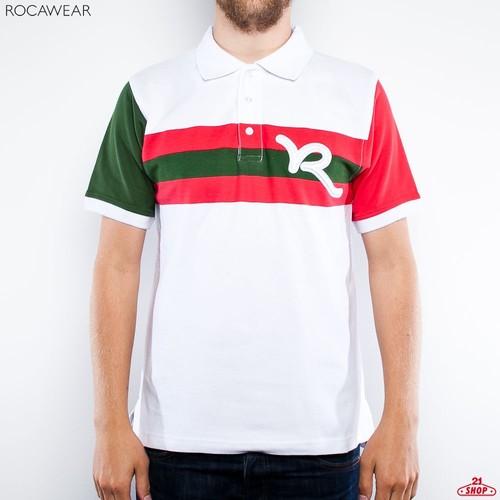 Поло ROCAWEAR R1201p600 (White, XL) стоимость