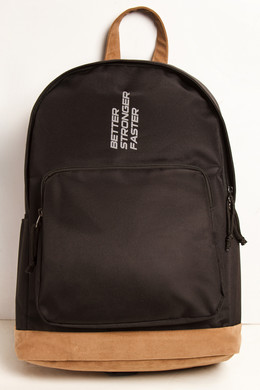 Рюкзак TRUESPIN BSF Backpack Black фото 2