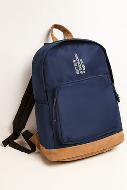 Рюкзак TRUESPIN BSF Backpack Navy фото
