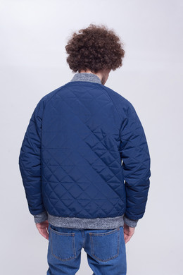 Куртка ЗАПОРОЖЕЦ Short Fufaika Navy фото 2