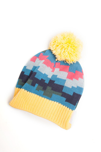 Шапка HUMOR Stomp Hood (Multi) шапка humor stomp hood multi