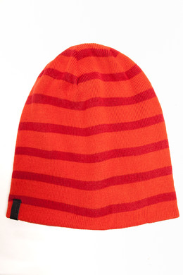Шапка NIXON Smoky Beanie Red Paper фото
