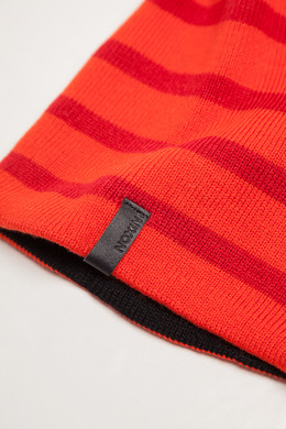 Шапка NIXON Smoky Beanie Red Paper фото 2