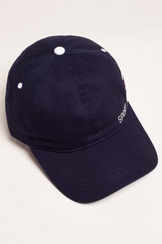 Бейсболка ЗАПОРОЖЕЦ Спорт 1 (Navy, O/S)
