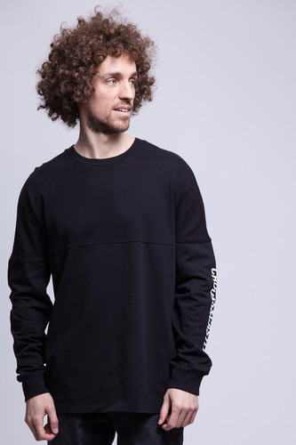 Лонгслив CROOKS & CASTLES L/S Dolman Top (Black, 2XL) лонгслив crooks