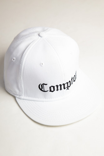 Бейсболка DJINNS Compton (White, 7 1/8)