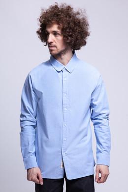d0c2d994819 Рубашка ЗАПОРОЖЕЦ Выходная Оксфорд Blue фото